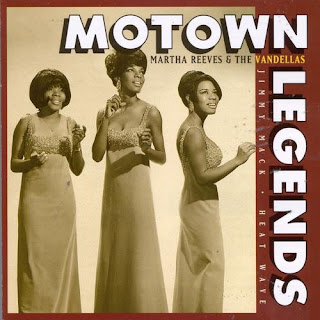 Martha & The Vandellas - (Love Is Like A) Heat Wave on Motown Legends: Martha Reeves & The Vandellas (1963)