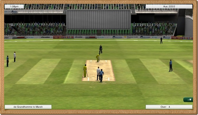 Cricket Captain 2017 PC Gameplay