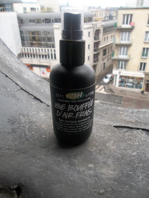 Lotion Breath of Fresh Air (Une Bouffée d'Air Frais) - Lush