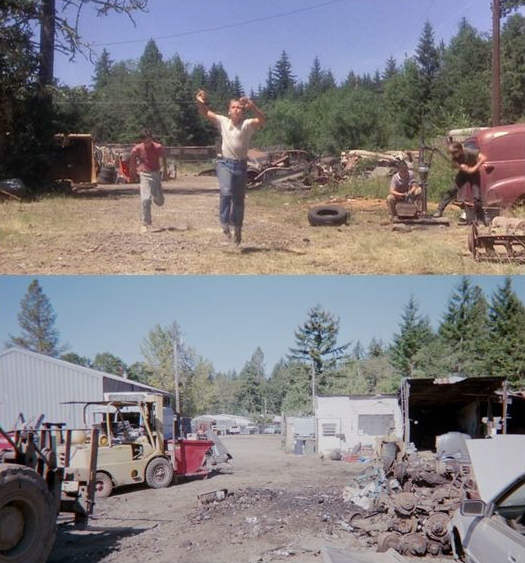 Then & Now Movie Locations: Stand By Me