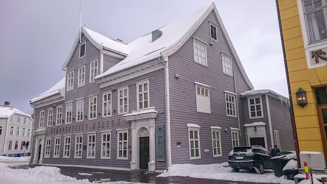 Perspektivet Museum, Tromsø - Noruega, por El Guisante Verde Project