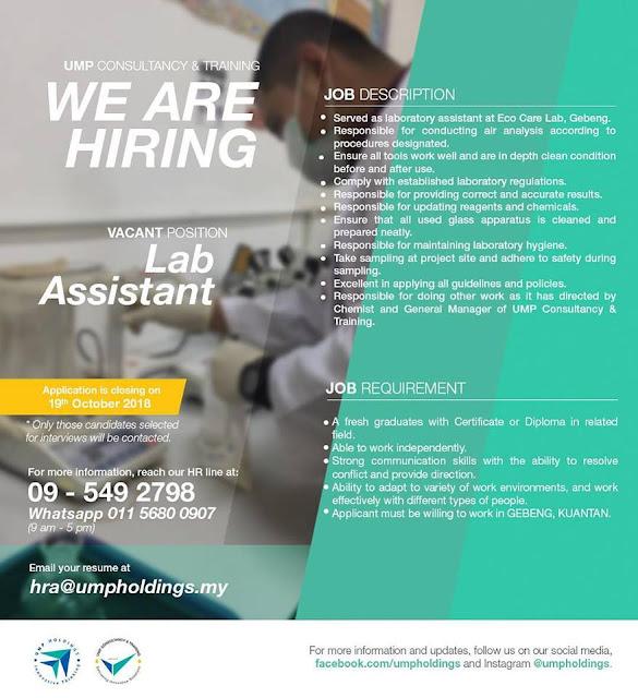 Career Opportunity at UPM Holdings
