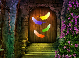 Juego Colorful Feathers Escape