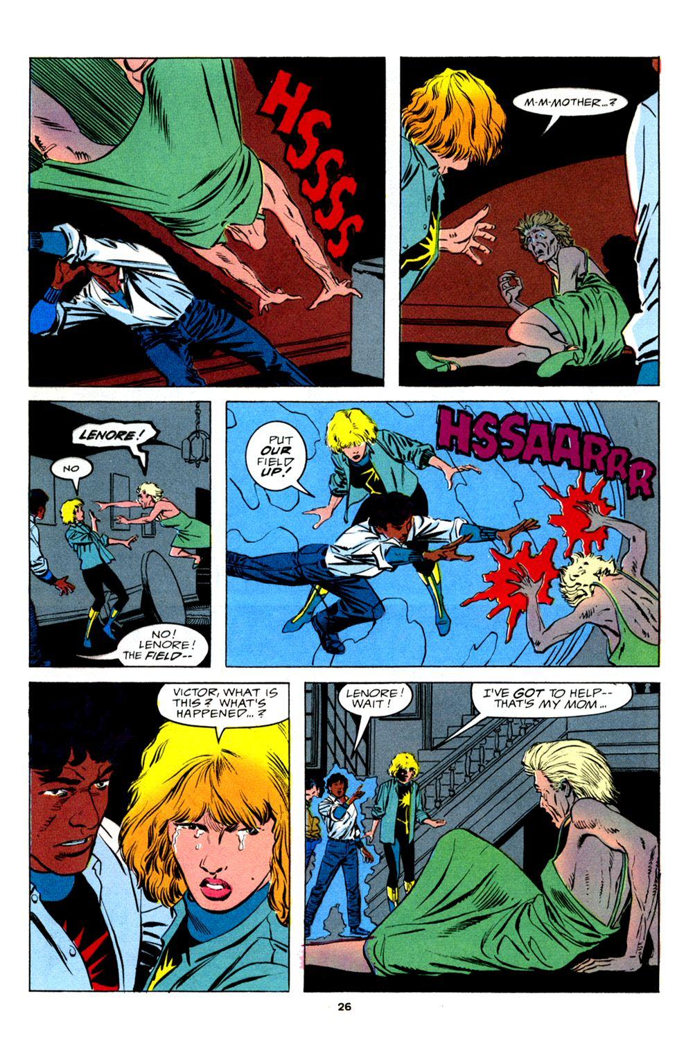 Read online Powerline comic -  Issue #2 - 28