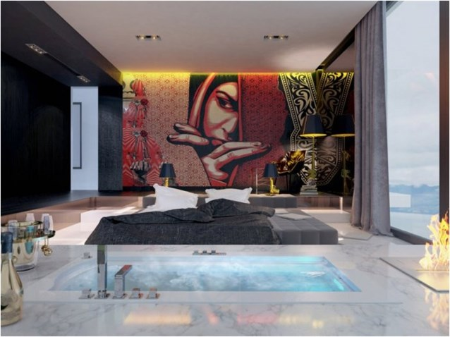 Luxurious Modern Bedrooms 3