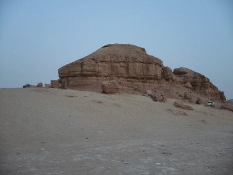 جبل الشعبة ( جبل كنزان )
