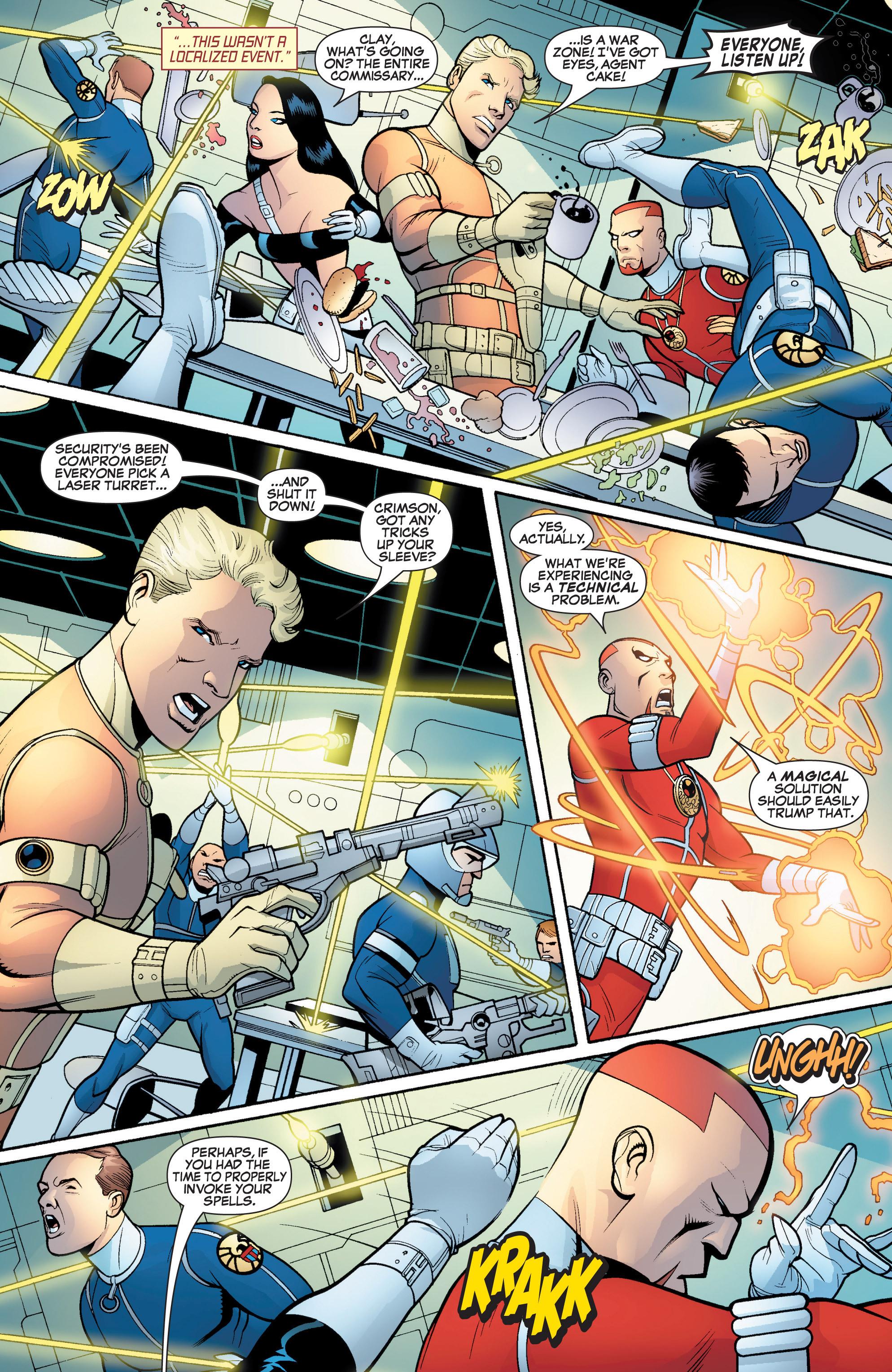 Read online She-Hulk (2005) comic -  Issue #17 - 11
