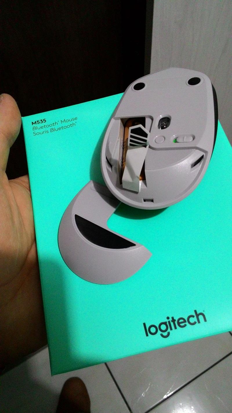 mouse bluetooth logitech 535 3