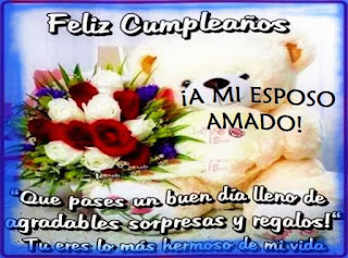 Feliz Cumpleaños a mi Esposo 5