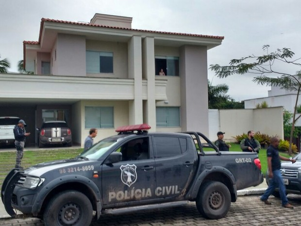 Empresários são presos por 'gato' em condomínio de luxo no Maranhão