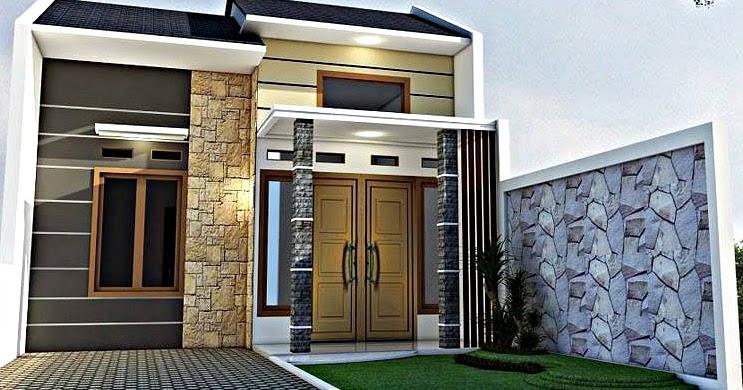 Desain Depan Rumah Minimalis Type 36 - Aristek Sederhana