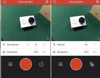 Cara Terbaik Menggunakan Kamera Xiaomi Yi Untuk Mengambil Gambar/Foto !