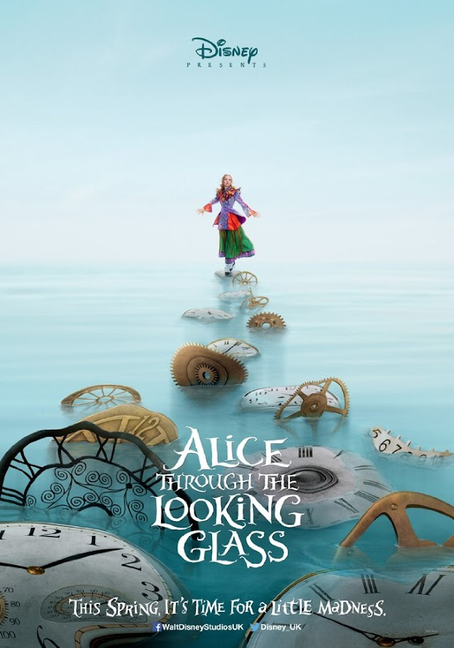 Alice Through the Looking Glass (Film 2016) - Alice În Țara Oglinzilor