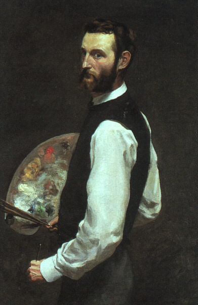 French Impressionst Artist Frederic Bazille