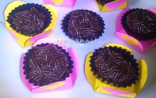 resep coklat brigadeiro
