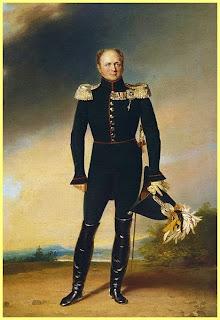 Retrato Alejandro I