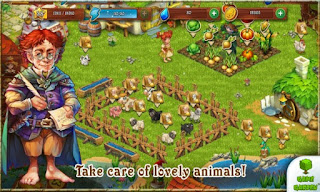 Farmdale Apk v1.8.7 Mod [Unlimited Money]2