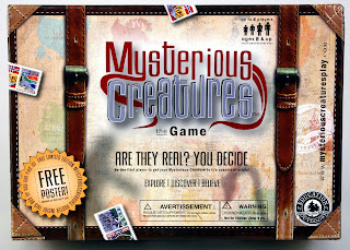 Review - Mysterious Creatures the Game
