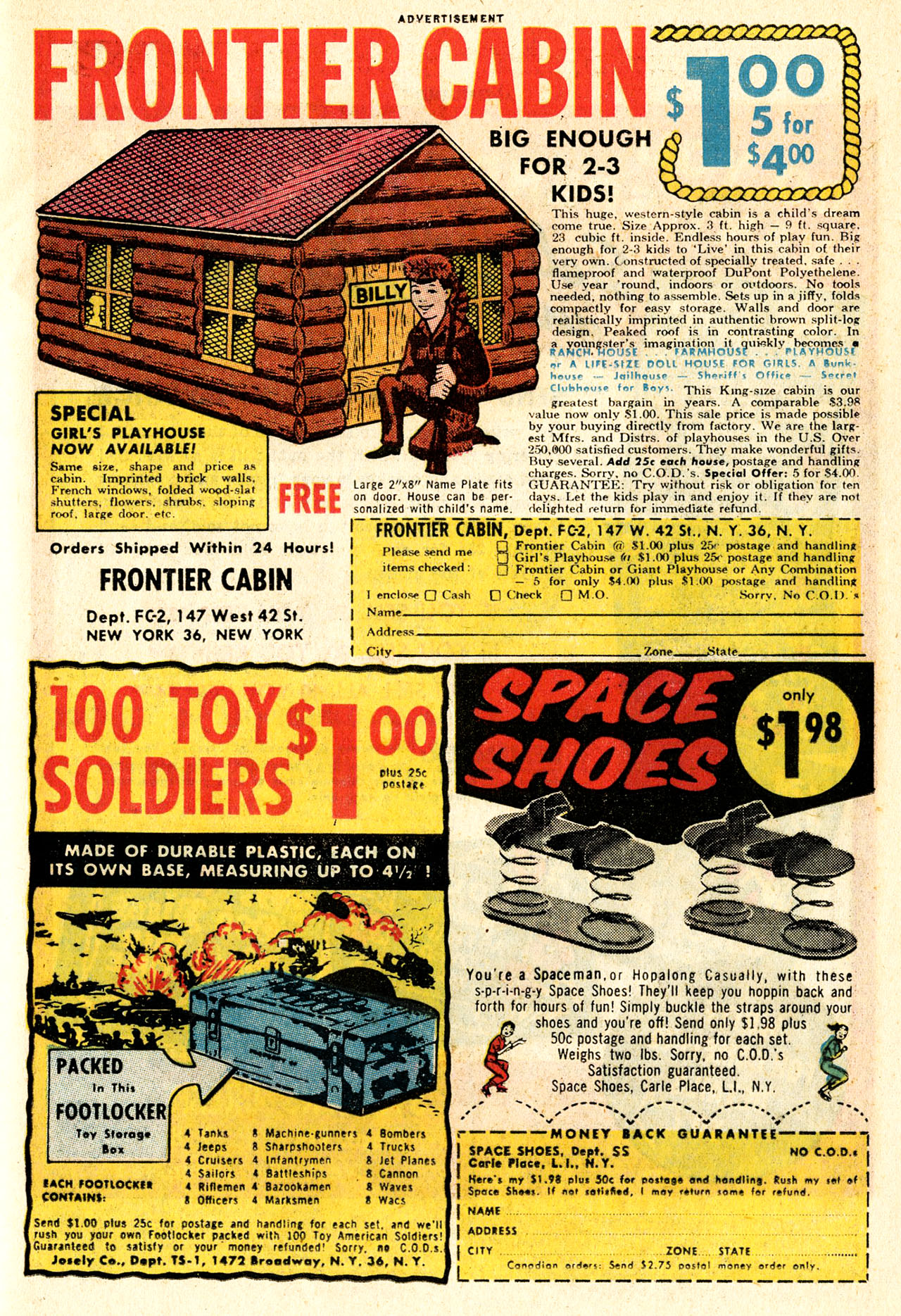 Read online World's Finest Comics comic -  Issue #107 - 33