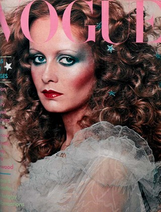 The Custards Cream: 70's Makeup