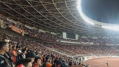 Persija Jual Tiket vs Tampines Rovers Hanya untuk The Jakmania Ber-KTA