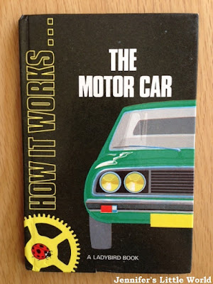 Ladybird How it Works - The Motor Car