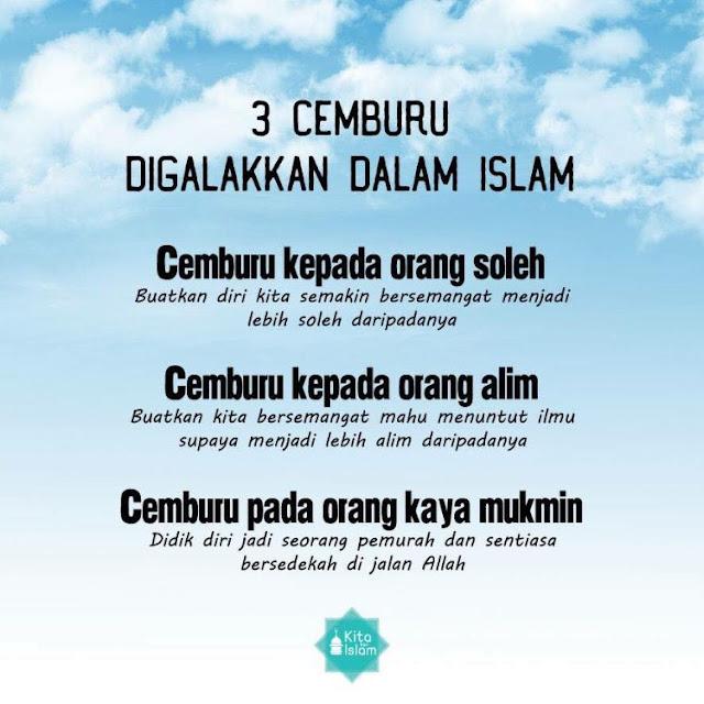 Cemburu dalam Islam