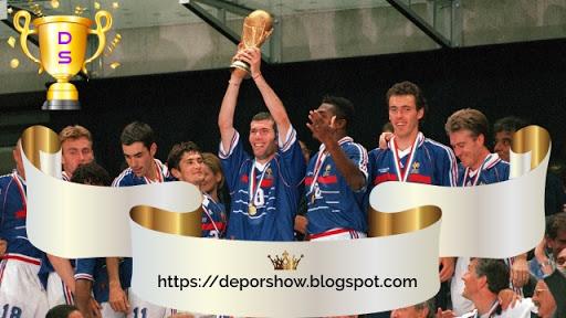 A 7 días del inicio del Mundial Rusia 2018: Recuerdos mundialistas, Francia 1998 gloria local Zidane, campeón y profeta en su tierra.