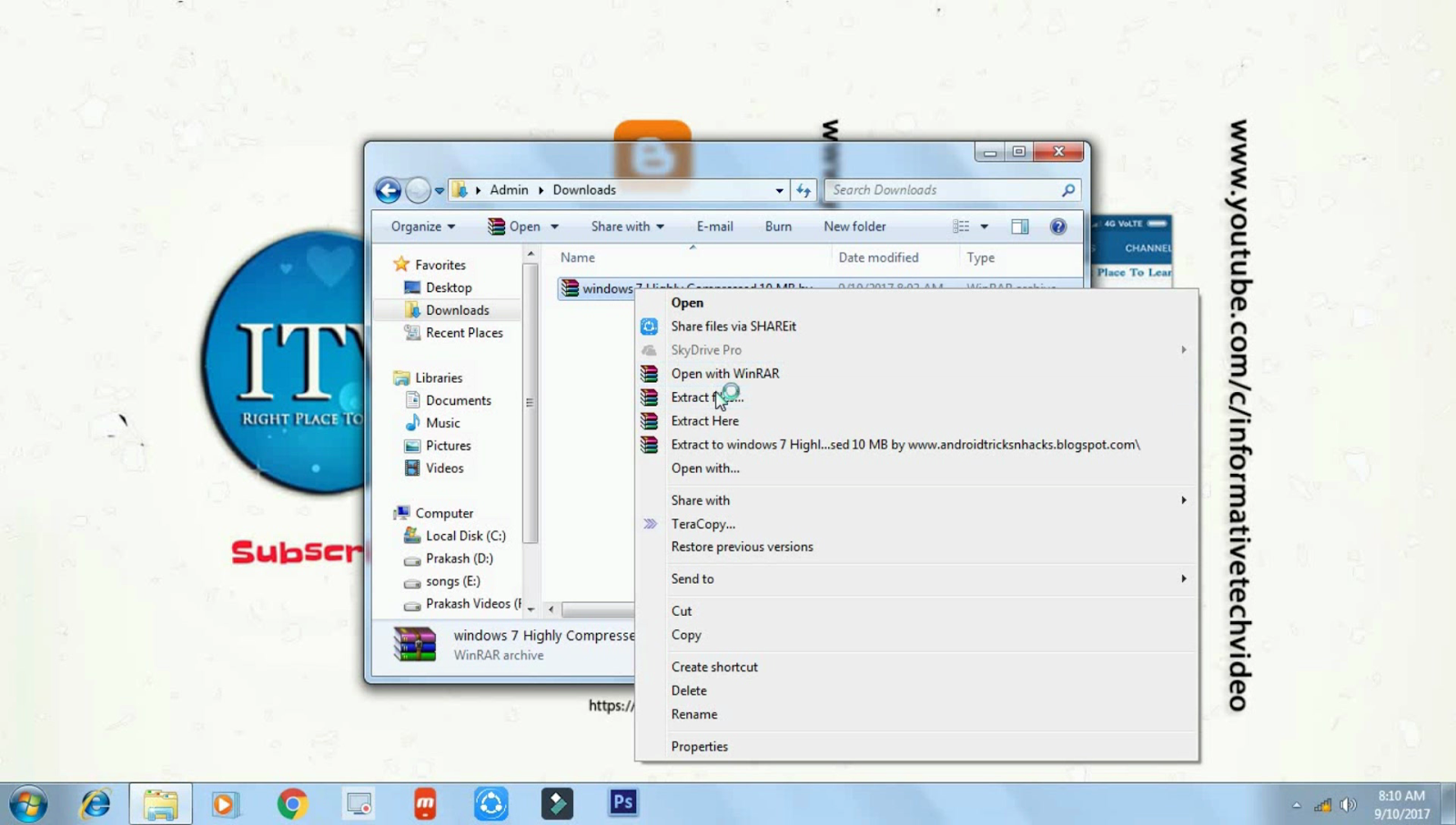 windows 7 ultimate 32 bit free download highly compressed