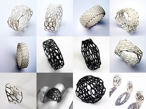 3d Printing for Jewelry Display