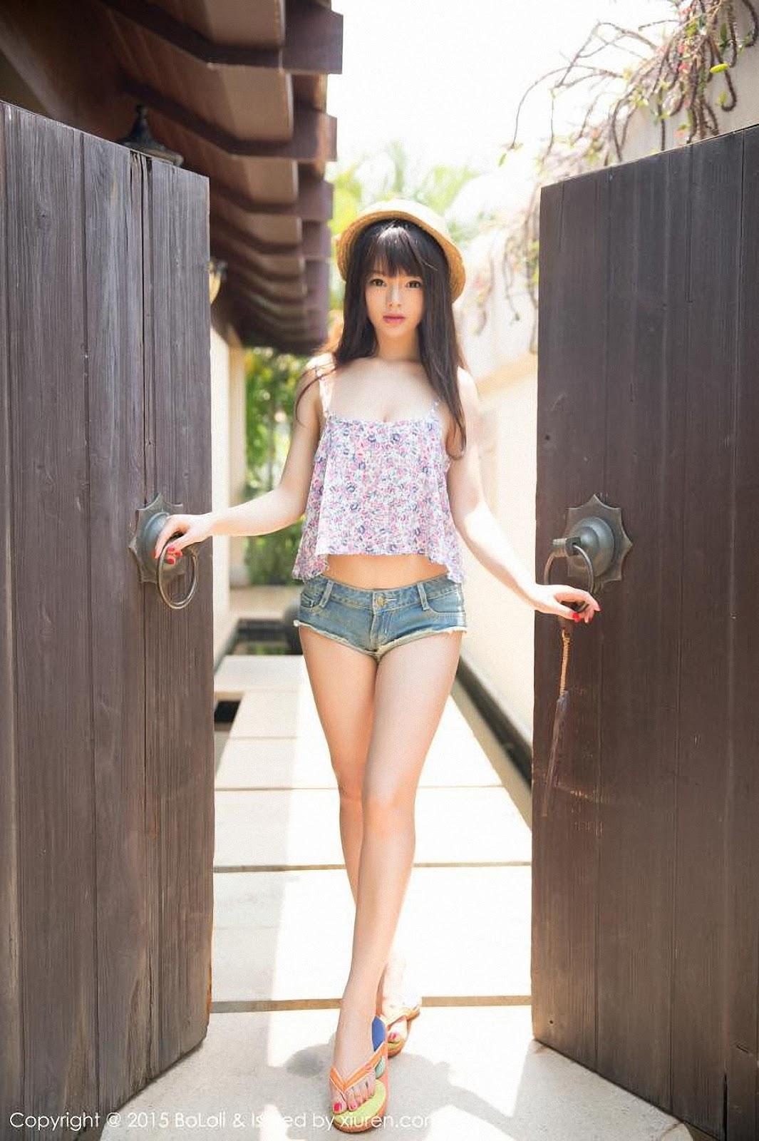 BoLoli Vol.024 Model: AngelaLee李玲