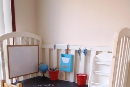Repurposed Crib Ideas To Create Surprisingly Awesome Furniture