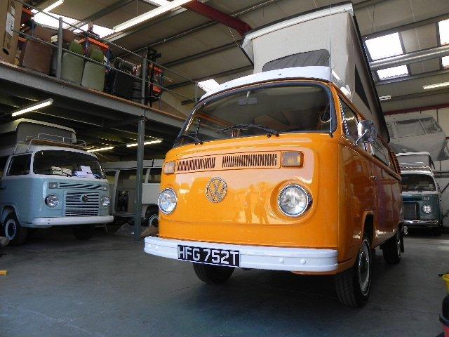 Vw Camper 1979 Vw Bus