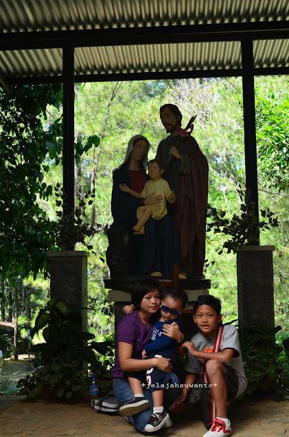 Kapel Panti Samadi Ratna Miriam Malino