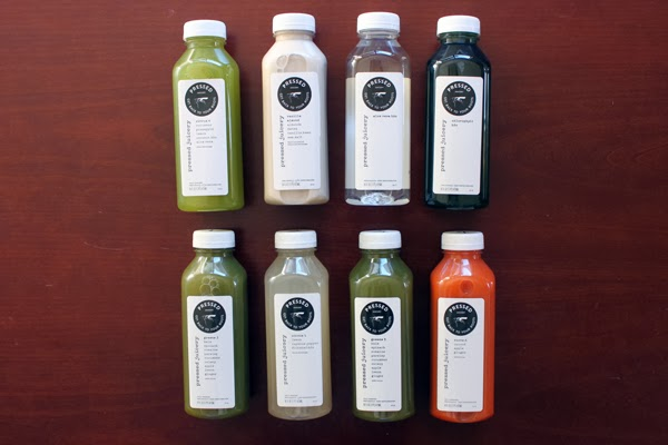 Detox Diary: Pressed Juicery One-Day Cleanse
