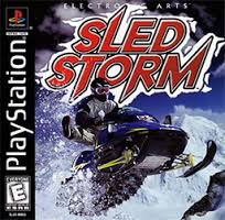 Sled Storm - PS1 - ISOs Download