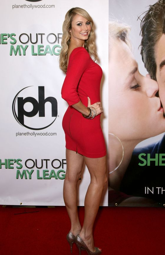 Remarkable, very Stacy keibler leg muscles where can