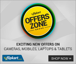 flipkart new Offers  on cameras,mobiles,laptops&tablets and More