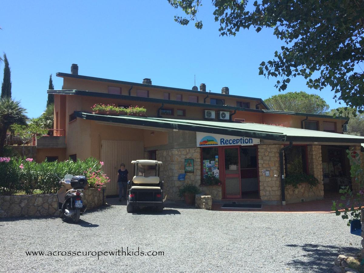 camping Valle Gaia Toskania
