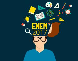 Cartão de confirmação do Enem 2017 estará disponível no dia 20 de outubro