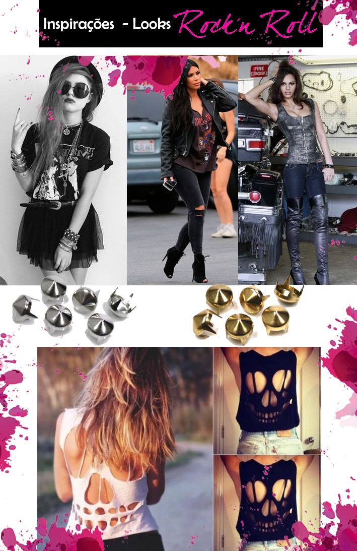 Inspiração, look, blog da jana, Joinville, Blogueira Joinville, Famosa, Rock'n Roll