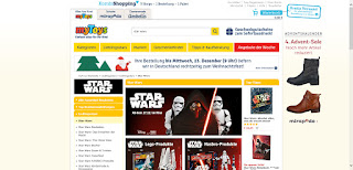 Bestellen Sie bei MyToys Star Wars Spielzeug, Kleidung und Fanartikel auf Rechnung