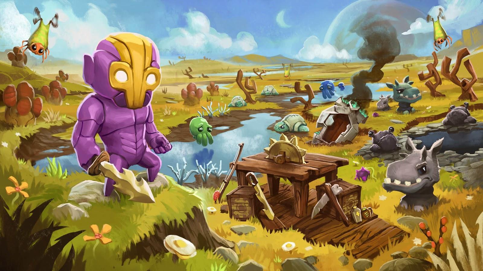 5 Game Petualangan Android Terbaik