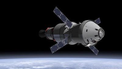 «Ωρίων»: Αυτό είναι το νέο υπερδιαστημόπλοιο της NASA -Θα μεταφέρει ανθρώπους στη Σελήνη και τον Άρη (εικόνες)