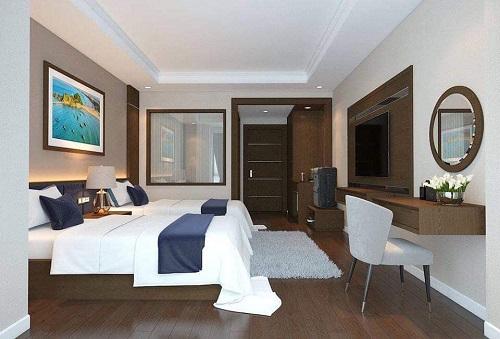 Dự án cung cấp tủ mát mini khách sạn cho Holiday Hotel – Cửa Lò – Nghê An