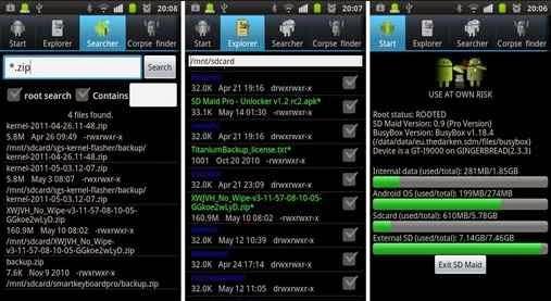 Mengatsi FIle Tidak Muncul Di Android