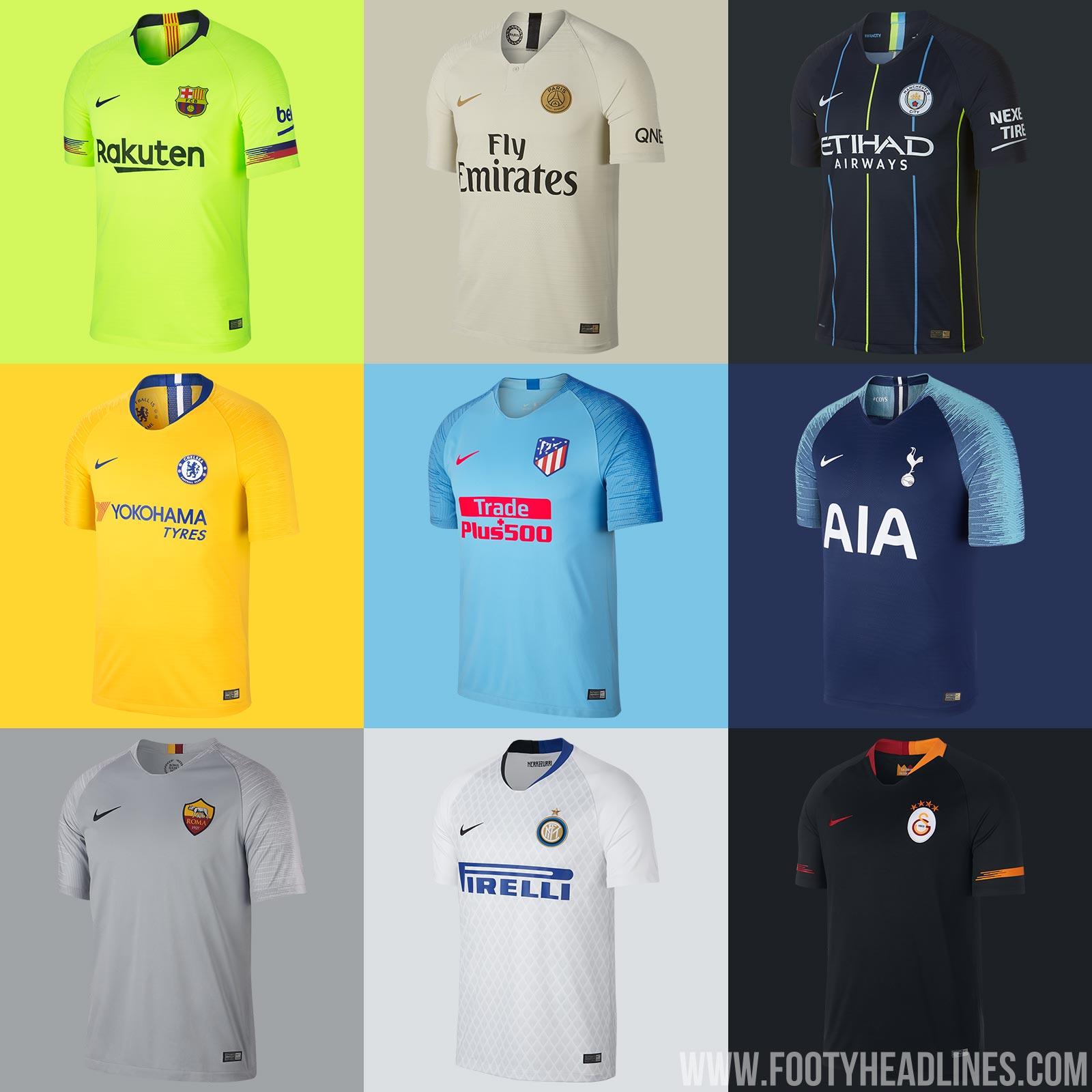 d982c504f Barcelona 18-19 Away Kit