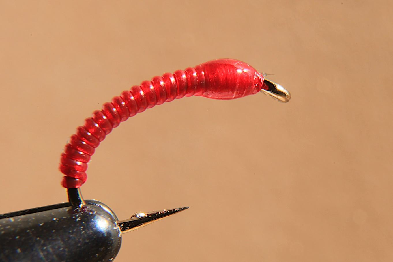 Fly Tying II: Barr's Pure Midge Larva