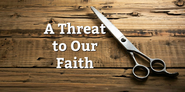 """""""Cut and paste"""" practices are a serious threat to Christian faith, and they are becoming more prevalent. This 1-minute devotion explains. #BibleLoveNotes #Bible"""