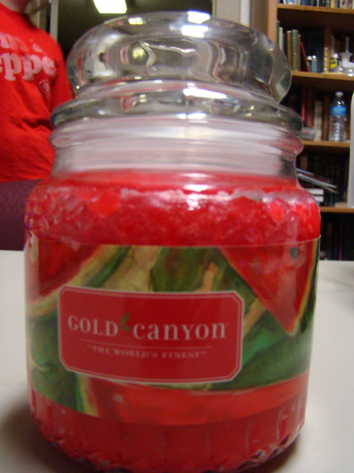 Most Fragrant Candles At The Fence Gold Canyon Candle Review And Giveaway